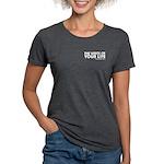 Your Life Bw Womens Tri-Blend T-Shirt