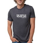 Your Life Bw Mens Tri-Blend T-Shirt