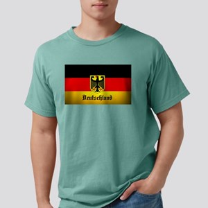 Deutschland Flag Coat of Arms T-Shirt