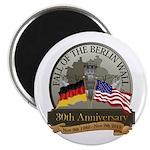 Berlin Wall 30 Year Anniversary Magnets