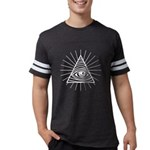 Illuminati Confirmed Mens Football Shirt