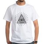 Illuminati Confirmed Men's Classic T-Shirts