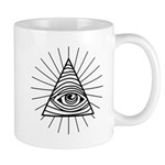 Illuminati Confirmed 11 oz Ceramic Mug