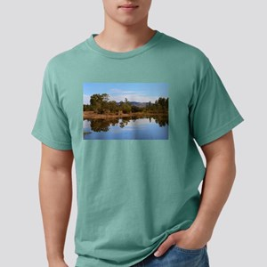 Outback river reflections T-Shirt
