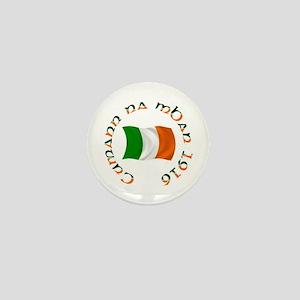 Fenian Sisterhood (Gaelic) Mini Button (10 pack)