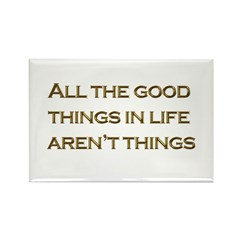 Things Rectangle Magnet (10 pack)