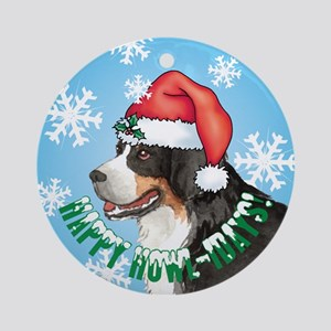 Holiday Berner Ornament (Round)