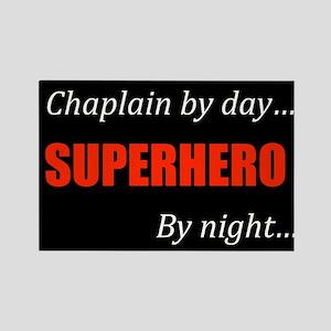 Chaplain Gift Rectangle Magnet