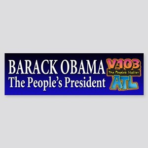 The People's President (Bumper)