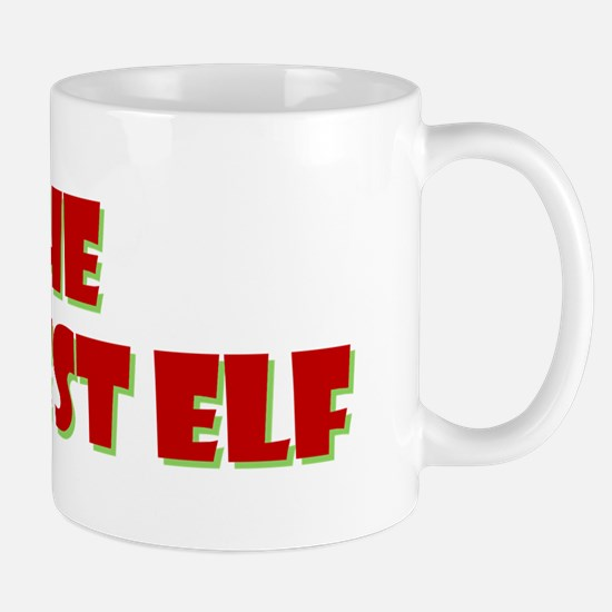 The Littlest Elf Mug