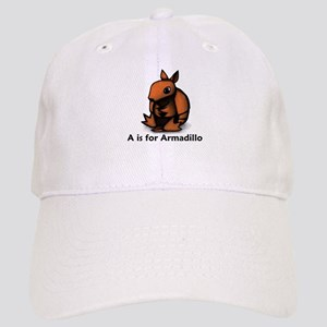 A is for Armadillo Cap