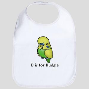 B is for Budgie Bib