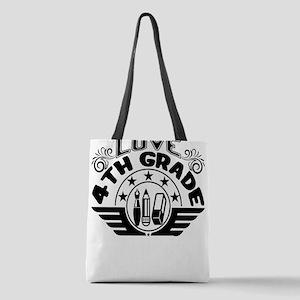 4th Grade Polyester Tote Bag
