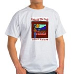 Hurricane Katrina Survivor Ash Grey T-Shirt