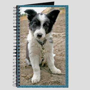 Cute Puppy Journal