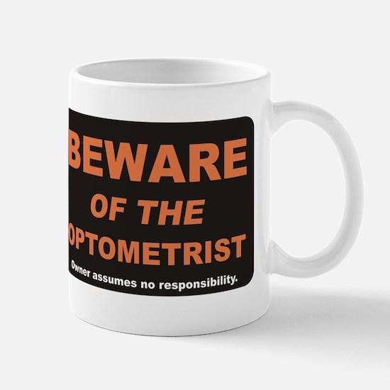 Beware / Optometrist Mug