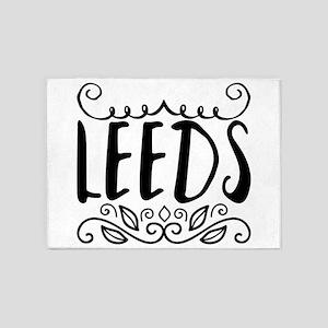 Leeds 5'x7'Area Rug