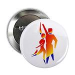 Latin Dancers #1 Button