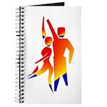 Latin Dancers #1 Journal