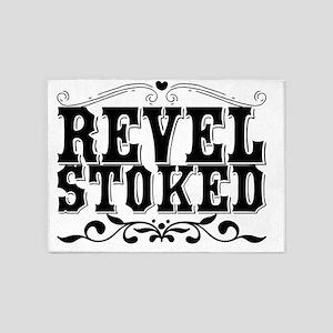 Revel Stoked 5'x7'Area Rug