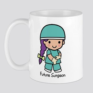 Future Surgeon girl Mug