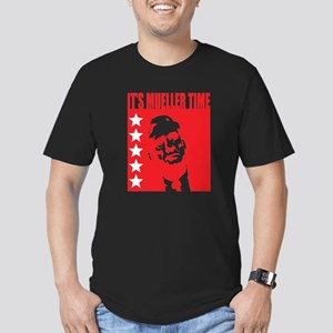 It's Mueller Time Funny Trump T-Shirt