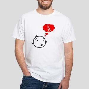 Sober White T-Shirt