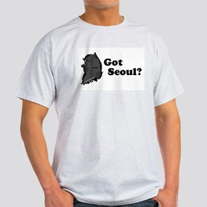 Got Seoul? Ash Grey T-Shirt