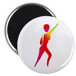 Jazz Dancer #1 Magnet