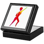 Jazz Dancer #1 Keepsake Box