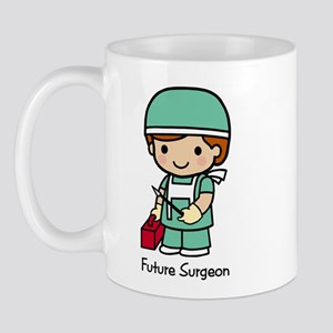 Future Surgeon boy Mug