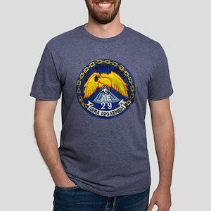 uss mount hood patch transparen T-Shirt