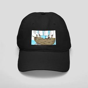 Dude Black Cap