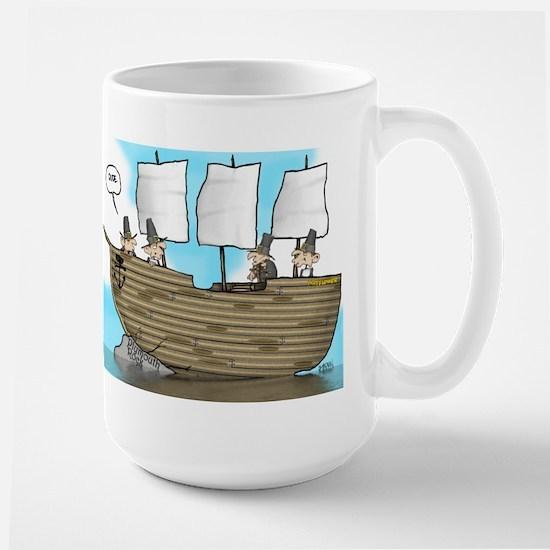 Dude Large Mug