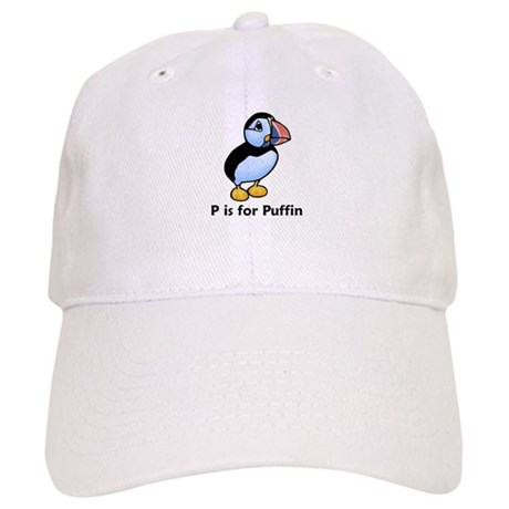P is for Puffin Cap