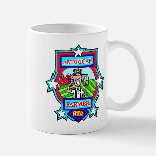 AM FARM Mugs