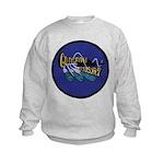 USS GUDGEON Kids Sweatshirt
