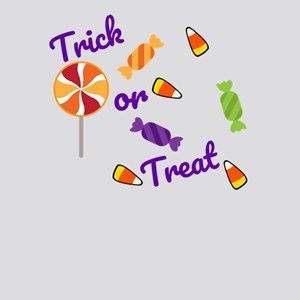 Halloween Trick or Treat Cand 8x10 Photo to Canvas