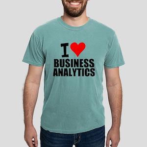 I Love Business Analytics T-Shirt