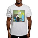 T-Rex at the Dentist Light T-Shirt