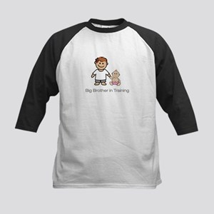 """""""Big Brother in Training"""" Kids Baseball Jersey"""