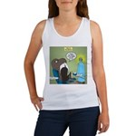 T-Rex at the Dentist Women's Tank Top