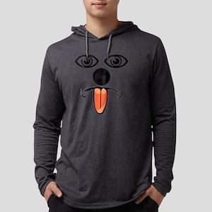 FUNNY/SAD FACE Long Sleeve T-Shirt