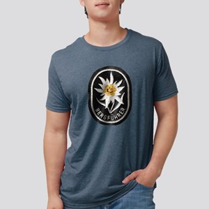 Bergfuhrer Mountain Troops Women's Dark T-Shirt