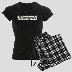 willougby-text Pajamas