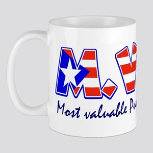 Most valuable Puerto rican Mug