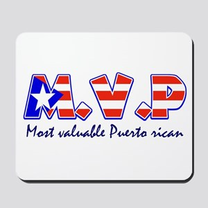 Most valuable Puerto rican Mousepad