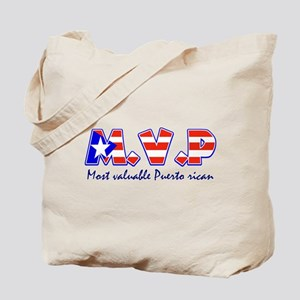 Most valuable Puerto rican Tote Bag