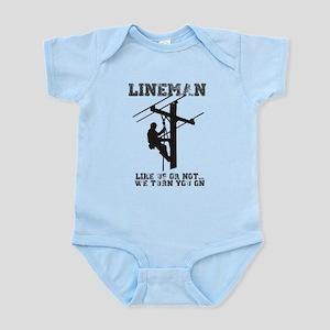 Lineman T Shirt Body Suit
