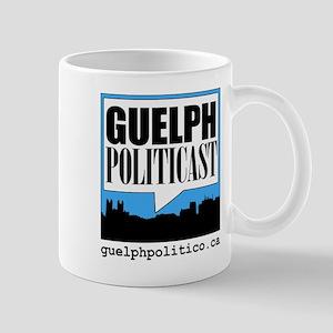Politicast Logo Mugs